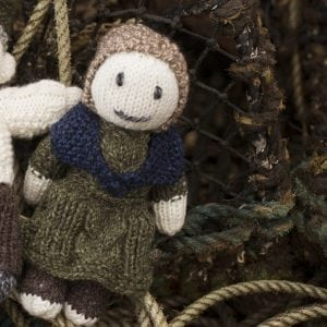 Woman of Aran Teddy