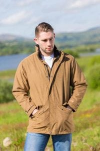 Brown Cork Jacket