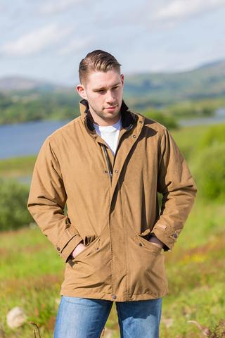 Brown Cork Jacket