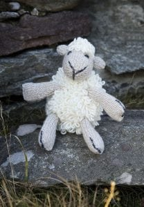 Shepley the Sheep Teddy