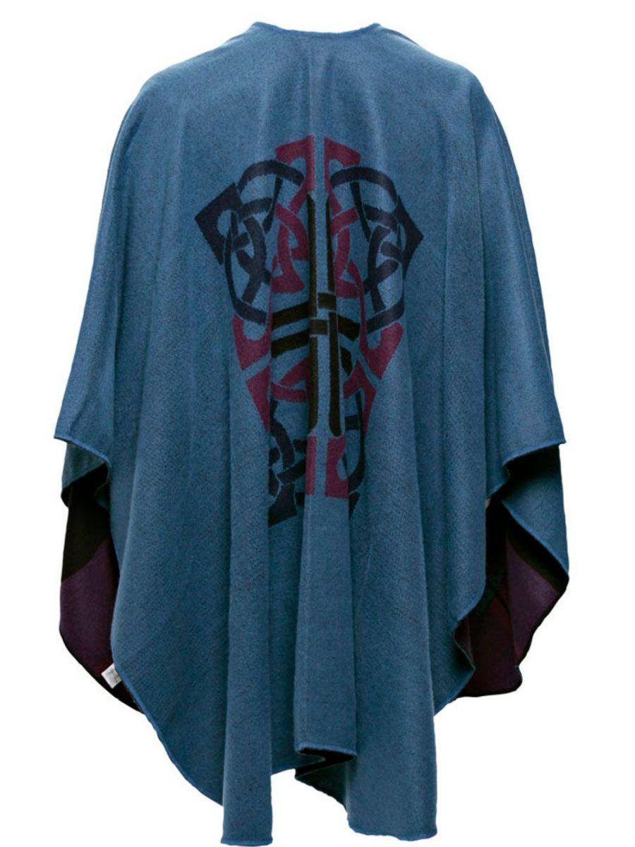 Celtic Design Irish Shawl