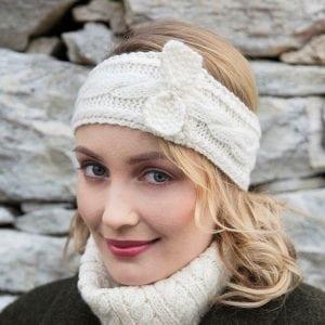 Traditional Aran Headband
