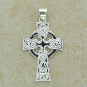 Celtic Cross Pendant (Large)