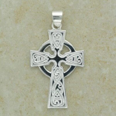 Celtic Cross Pendant (Large)