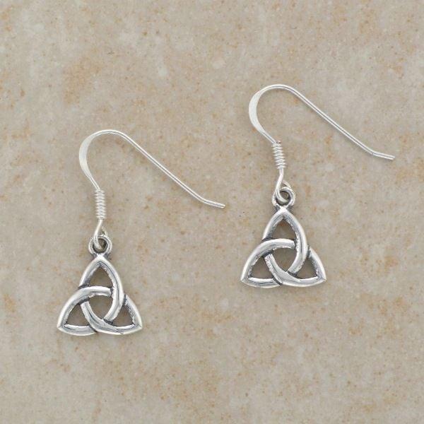 Celtic Trinity Earrings