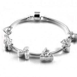 Celtic Charm Bracelet