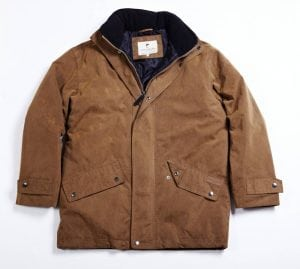 Men's Brown Cork Jacket