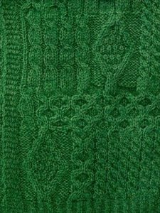 Aran Green Swatch