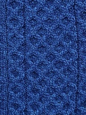Aran Denim Blue