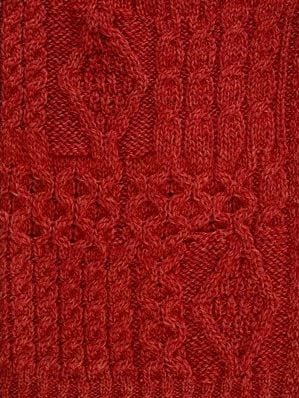 Aran Red Swatch