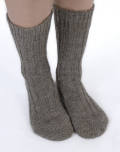 Organic Wool Socks
