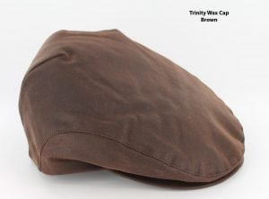Wax Trinity Cap Brown