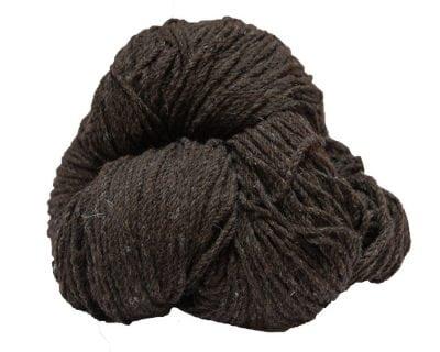 Brown Aran Wool