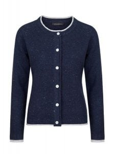 Killiney Cardigan Navy