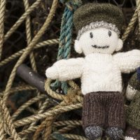 Man of Aran Teddy