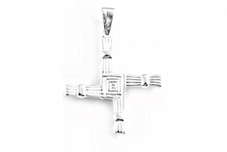 St Brigid Cross Pendant