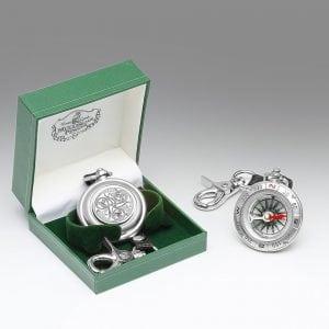 Pewter Compass_Celtic A Design