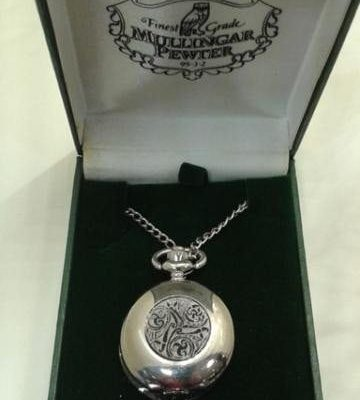 Pendant Watch Celtic Design