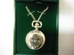 Pendant Watch Claddagh Design