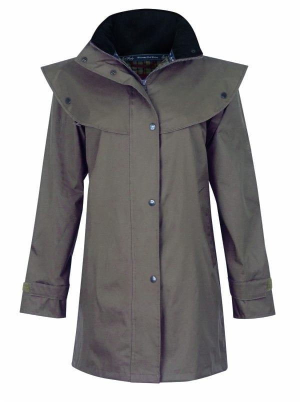 Cotswold Waterproof Coat Chinchilla