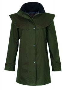 Cotswold Waterproof Coat Olive