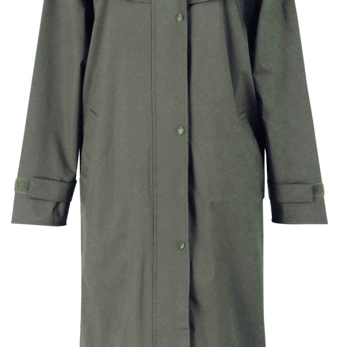 Malvern Waterproof Coat Chinchilla