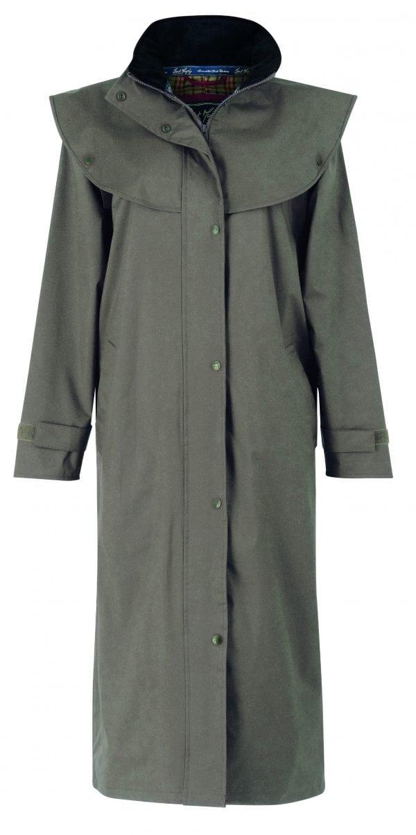 Malvern Waterproof Coat Chinchilla