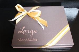 Lorge Chocolate Box 36