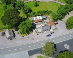 Aerial Pictures of Molly Gallivans