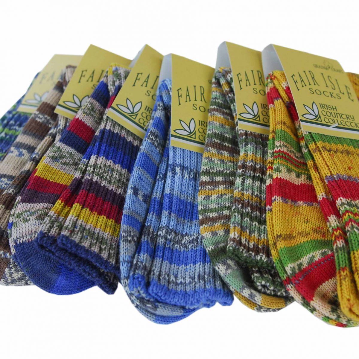 Mens Irish Country Collection Socks