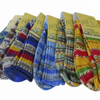 Mens Irish Country Collection Socks