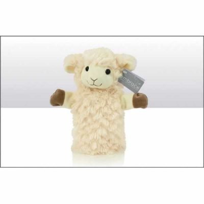 Sheep Puppet Teddy