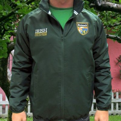 Bottle Green Ireland Jacket