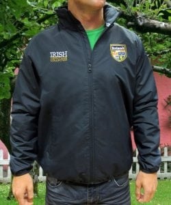 Navy Ireland Jacket