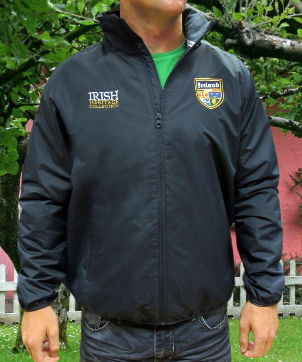 Navy Ireland Jacket
