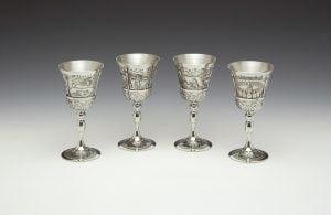 Mythical Ireland Set of Irish Goblets