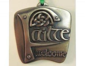Failte Hanging Ornament