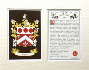 Family Coat of Arms & History