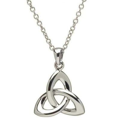 Cetlic Trinity Knot Necklace
