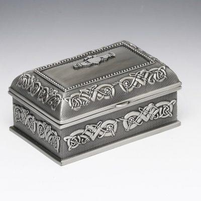 Claddagh Jewellery Box