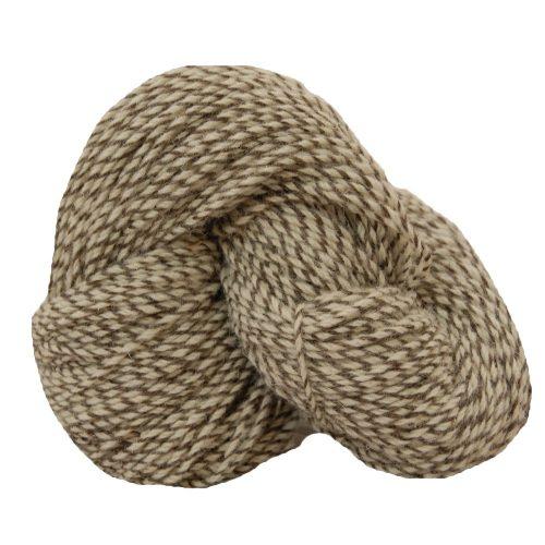 Irish Aran Wool Natural Tweed