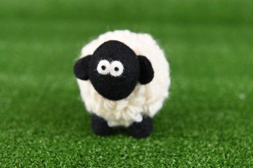 Handmade Irish Sheep