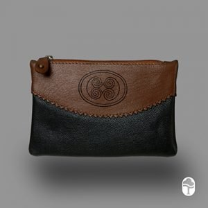 Irish Leather Purse